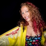Taya Weiss is a Wingsuit Coach with Lighting Flight