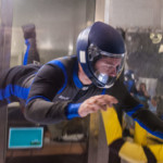 experienced skydivers wind tunnel skydiving