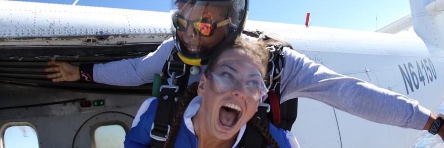Skydiving Los Angeles: Is Skydiving Scary?