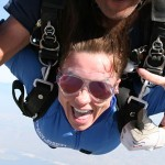 Skydiving Los Angeles - Free Fall