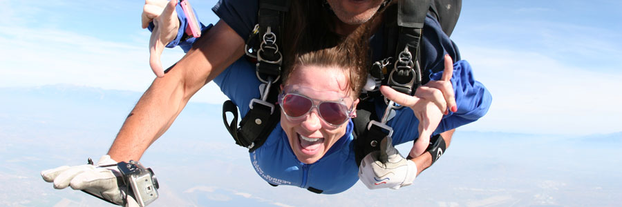 Skydiving Los Angeles - Free Fall