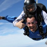 Tandem Skydiving Los Angeles