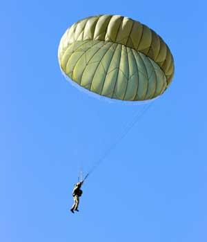 Military Parachuting