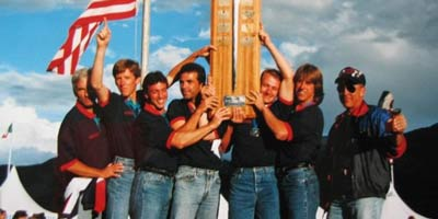 World Champions, Arizona Airspeed with the Ottley Sword