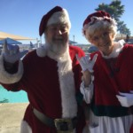 Santa at Skydive Perris