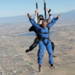 tandem skydiving southern california