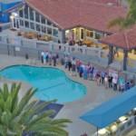 facilities with pool at Skydive Perris