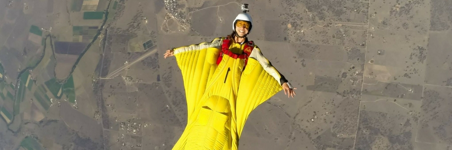 Wingsuit flying how to get started skydive perris - Military wingsuit ...