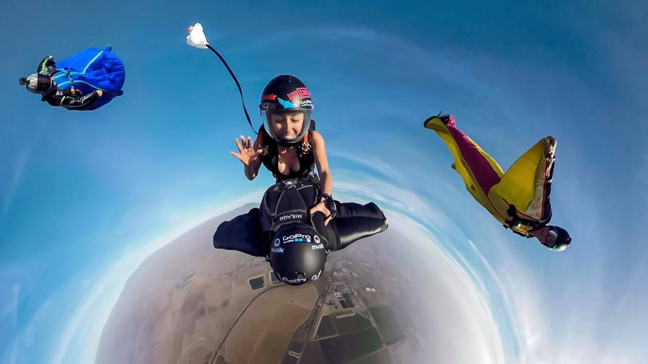 Top 5 Fun Things To Do While Skydiving | Skydive Perris