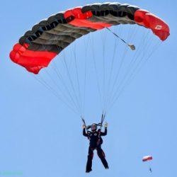 how parachutes work