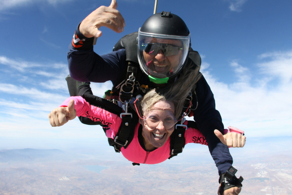 4 Ways Skydiving Can Change Your Life | Skydive Perris