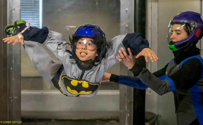 How Long Does Indoor Skydiving Last? | Skydive Perris