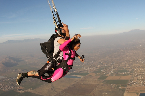 weather and skydiving