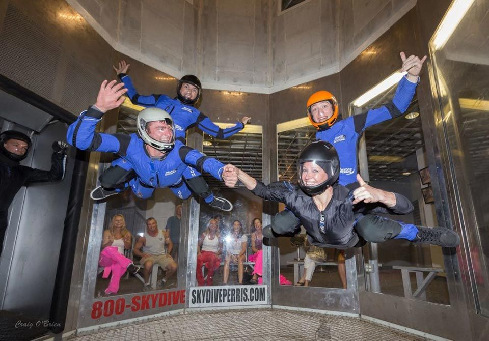 wind tunnel group activity