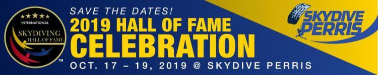 Skydiving Hall Of Fame Celebration